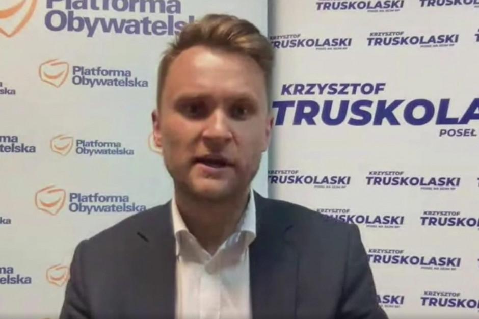 Poseł Truskolaski: Samorządom życzę kompetencji, a rządowi rozpadu