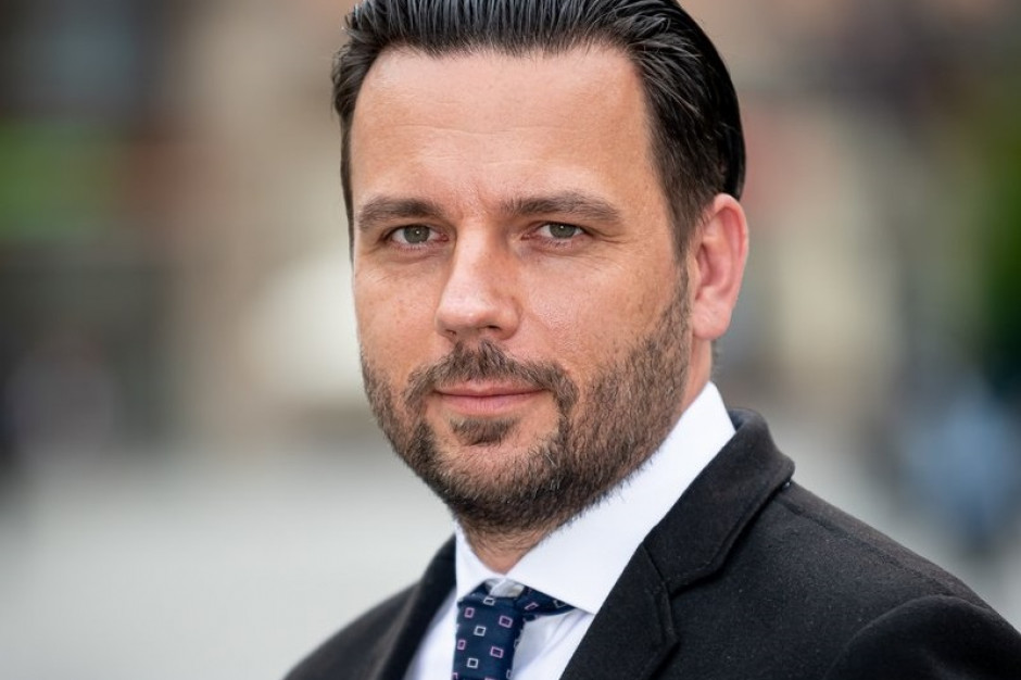 Prezydent Wrocławia powołał nowego dyrektora Zarządu Dróg i Utrzymania Miasta