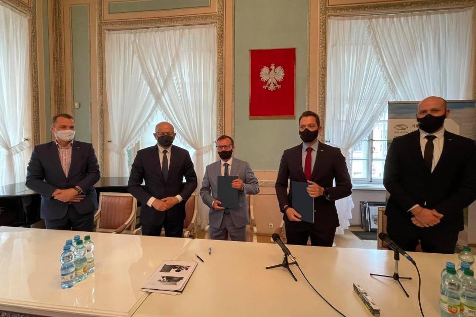 Lublin kupi elektryczne autobusy przegubowe