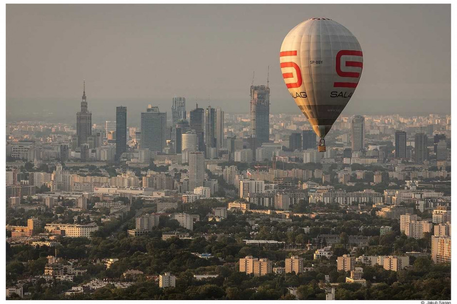 Warszawa: Kolorowe balony polecą nad Wisłą