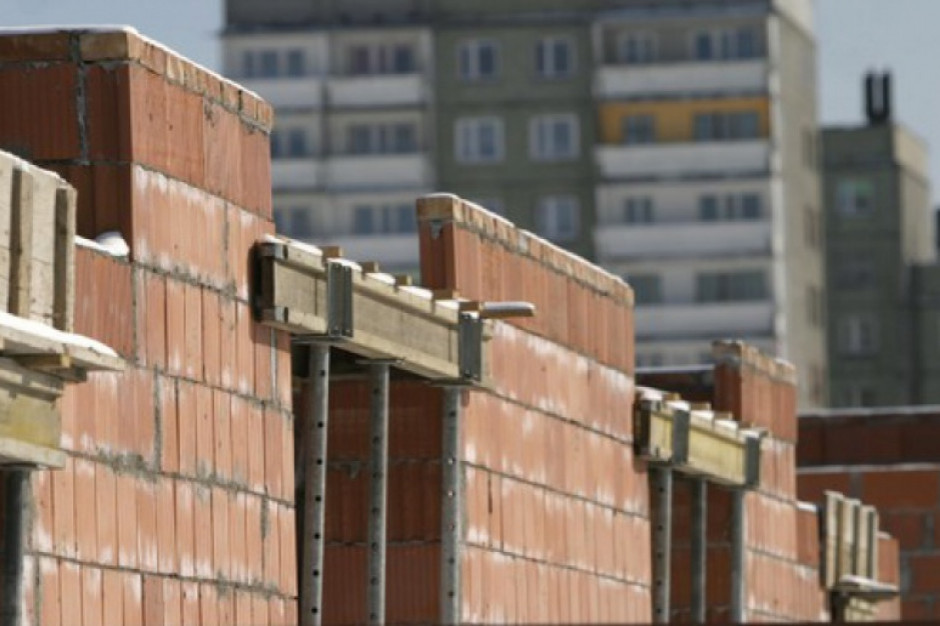 Wicepremier Gowin ogłosił powstanie spółki SIM Łódzkie, która wybuduje 650 mieszkań