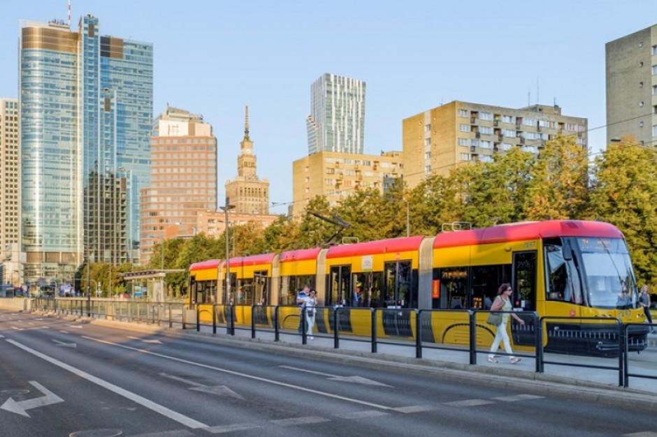 Warszawa ma dołożyć ponad 760 mln zł do tramwajów