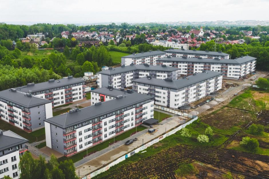 Mieszkanie Plus w Krakowie: chętnych znacznie więcej niż lokali