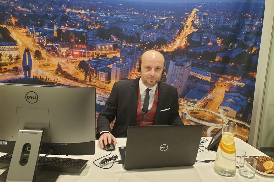 Rzeszów: Fijołek ze wsparciem samorządowców z całej Polski