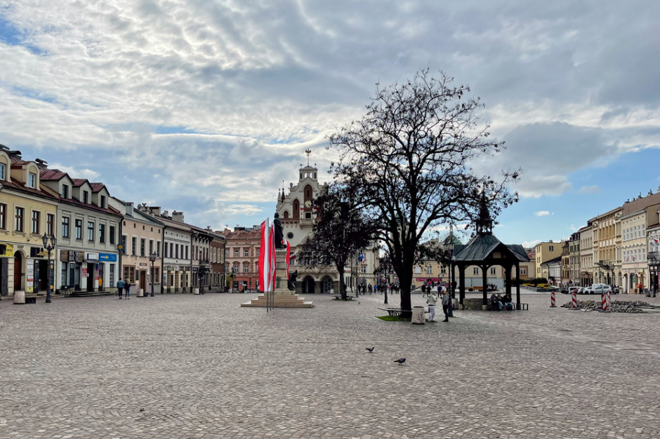 Rzeszów: Kobiety udzieliły poparcia Braunowi w wyborach prezydenta miasta