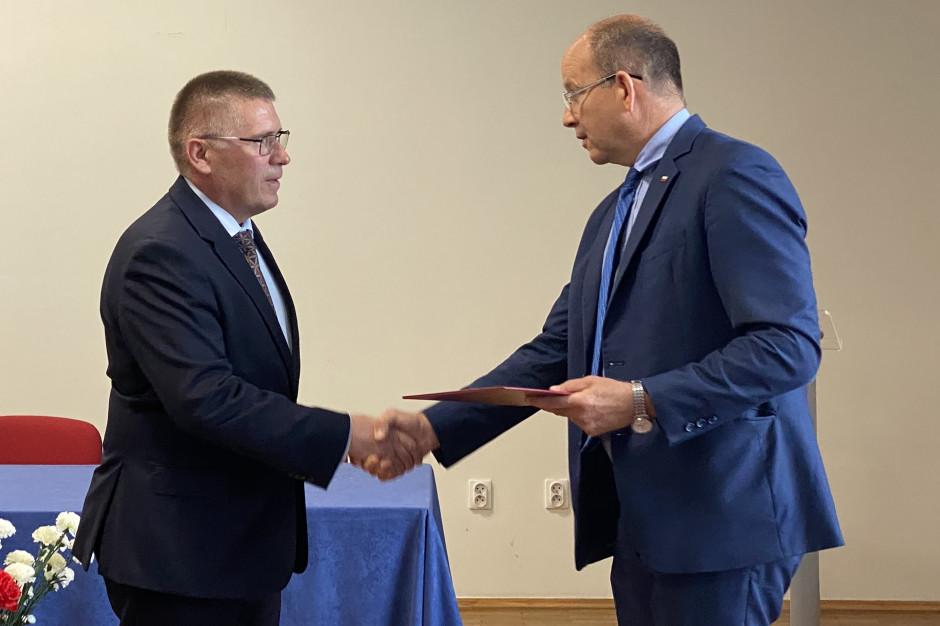 Kto tym razem wygra wybory na burmistrza Drobina? Marszałek poparł partyjnego kolegę