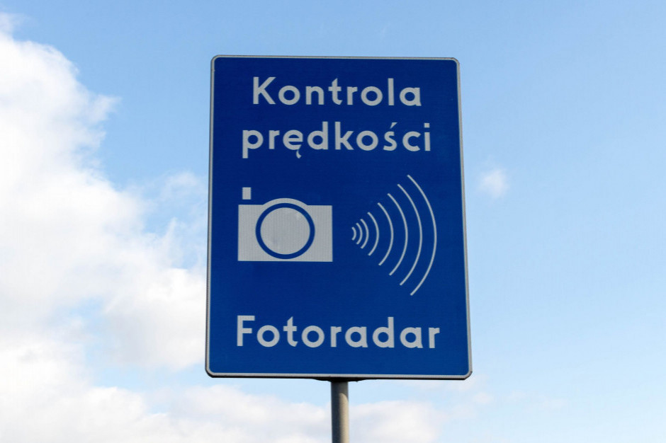 GITD: w maju fotoradary zarejestrowały prawie 138 tys. naruszeń