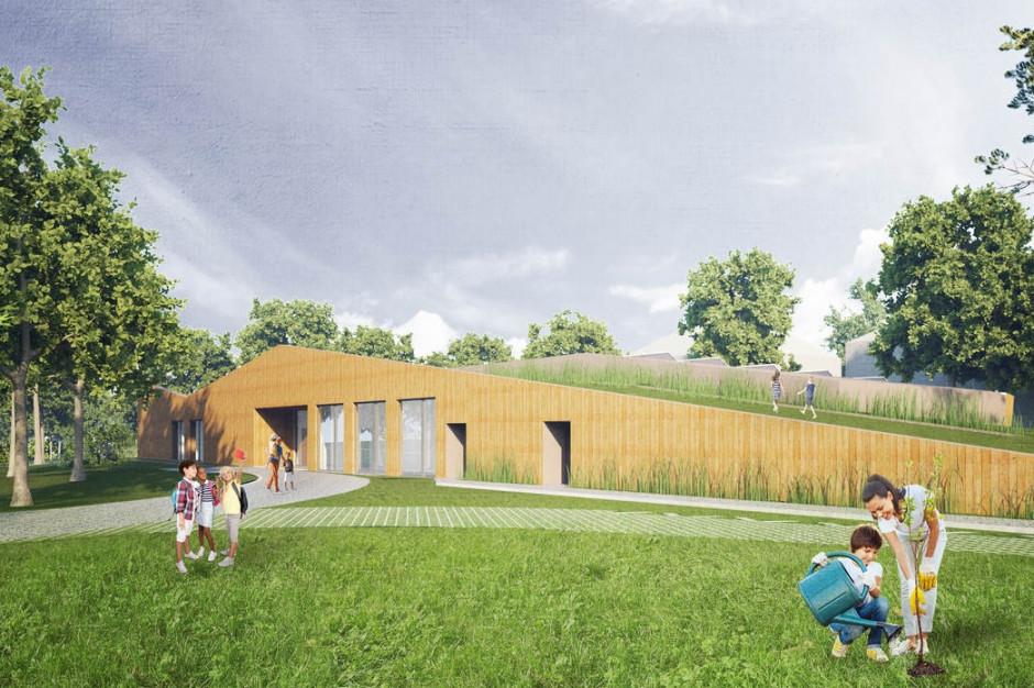 Warszawa buduje Centrum Edukacji Ekologicznej