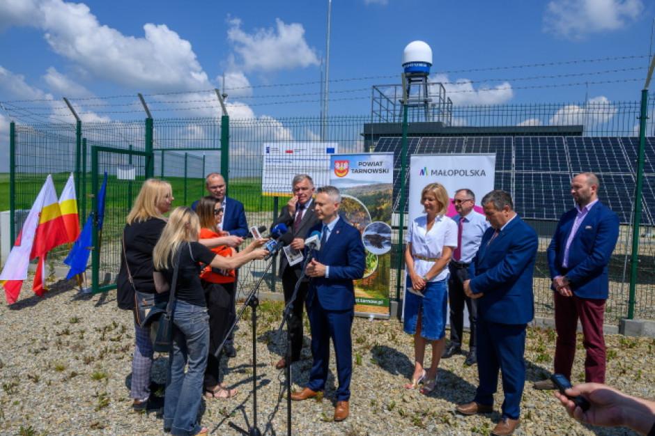 Falkowa ma najnowocześniejszy system ostrzegania powodziowego w Polsce