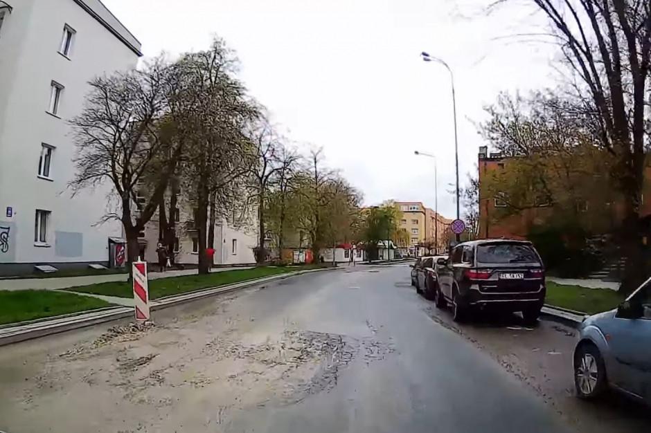Łódź: Wniosek o odwołanie urzędników odpowiedzialnych za stan dróg