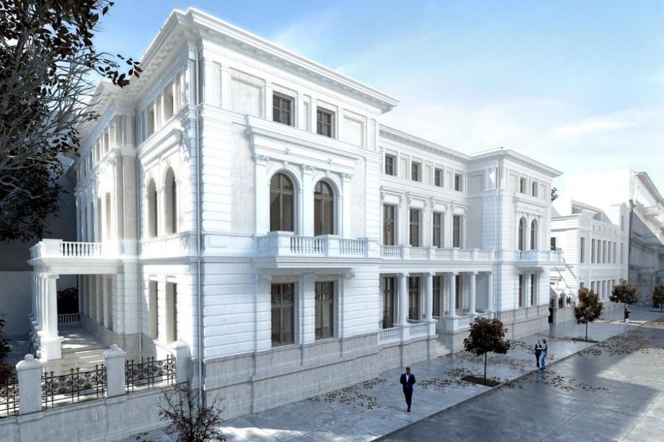 Pod koniec 2021 r. gotowa będzie siedziba Mediateki w Łodzi