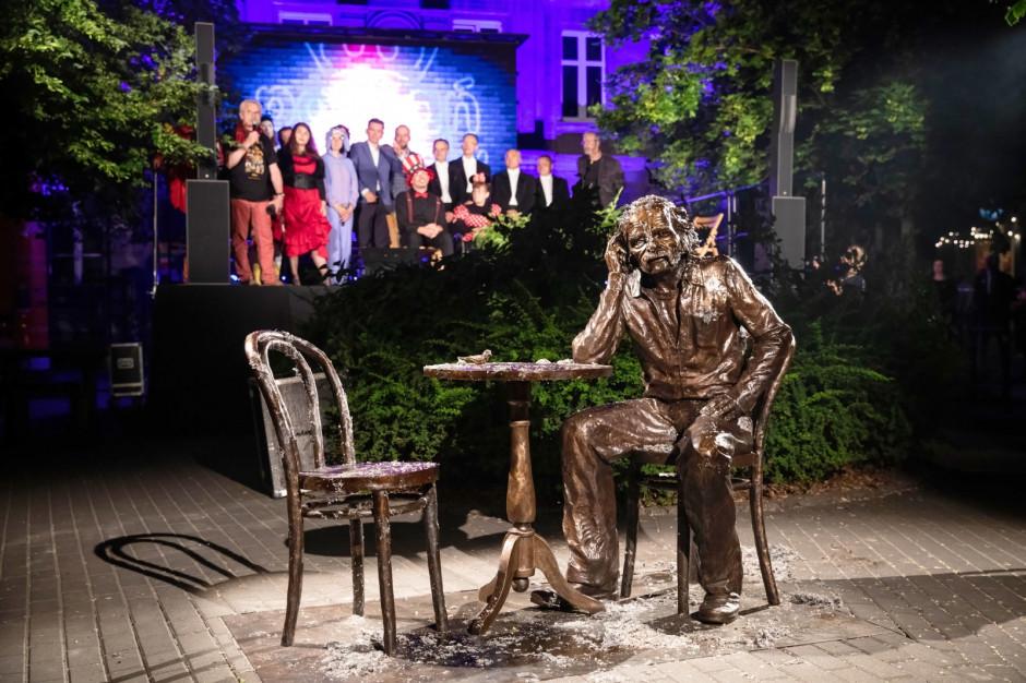 W Poznaniu odsłonięto pomnik Bohdana Smolenia
