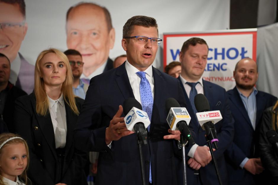 Warchoł: gratuluję Konradowi Fijołkowi zwycięstwa w wyborach