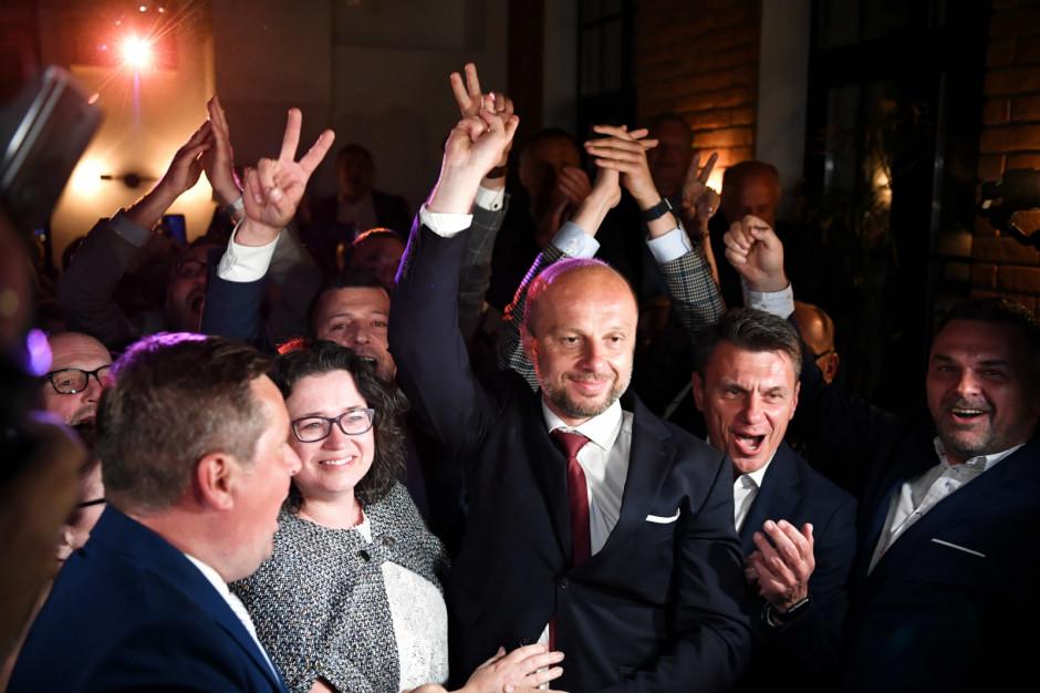 Fijołek prezydentem Rzeszowa - oficjalne wyniki wyborów