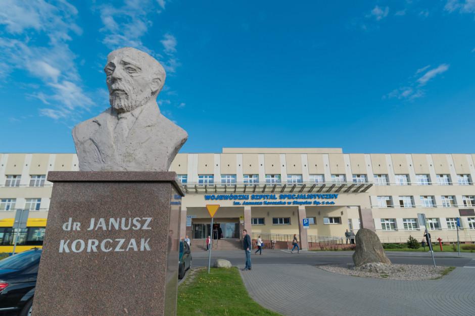 Słupski szpital zamyka izolacyjny oddział covidowy