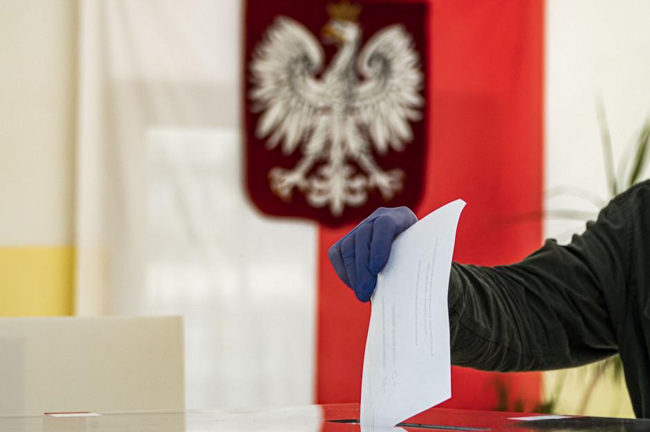 Wybory: Krzysztof Wielec został nowym burmistrzem Drobina