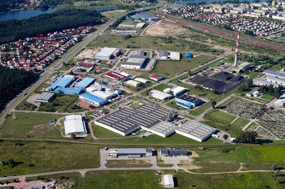 Dwie inwestycje za ponad 150 mln zł w Suwalskiej SSE