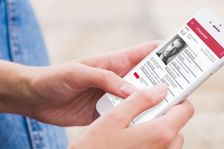 3 mln Polaków zainstalowało aplikację mObywatel w telefonach