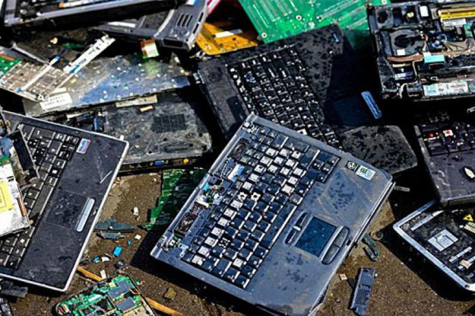 W Płocku będą pojemniki na zużyty sprzęt elektryczny i elektroniczny