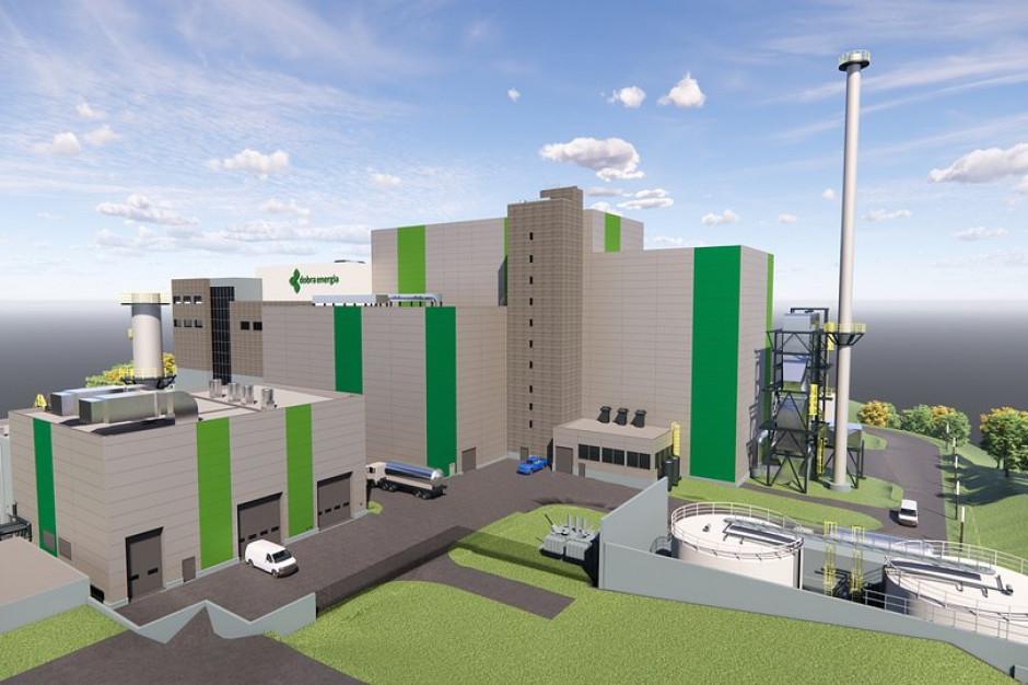 Trwa budowa najnowocześniejszej ekospalarni w Polsce