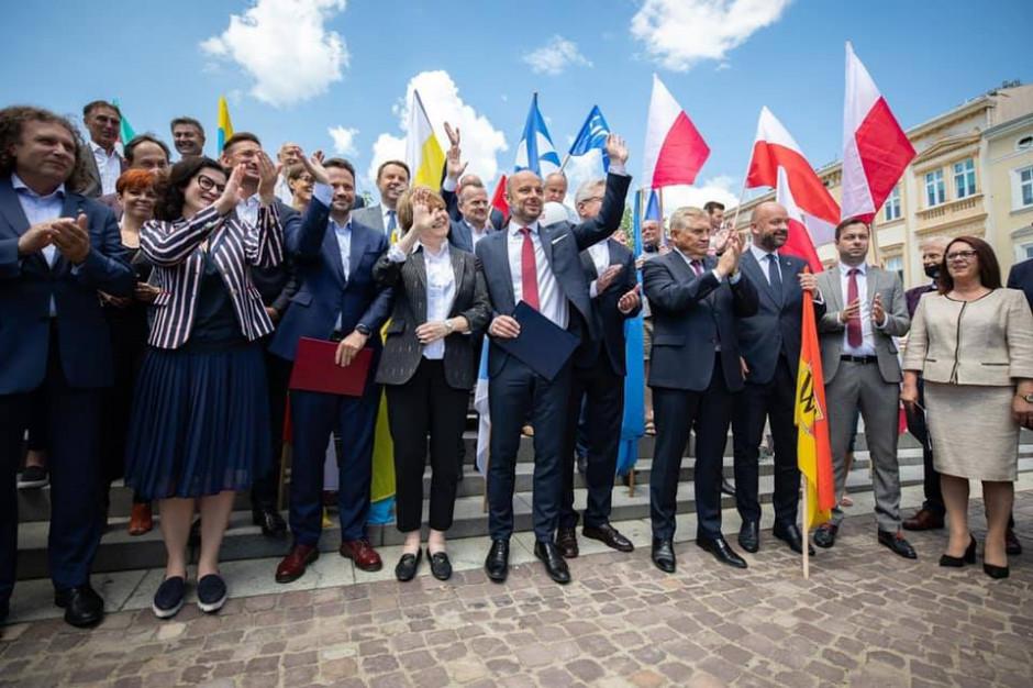 Jest data zaprzysiężenia nowego prezydenta Rzeszowa