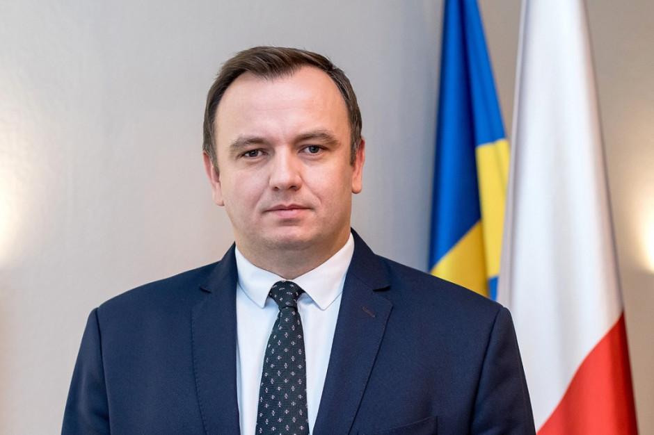 Chełstowski: Staramy się, by KE nie karała całego regionu za jedną koncesję
