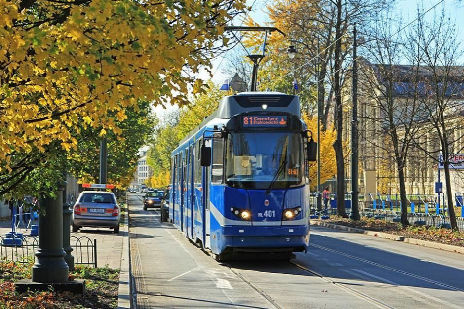 Kraków rozkręca komunikację publiczną i liczy na powrót pasażerów