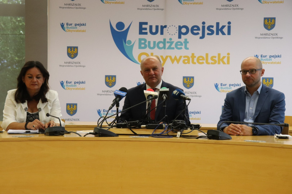 Opolski samorząd zaprasza do udziału w Europejskim Budżecie Obywatelskim
