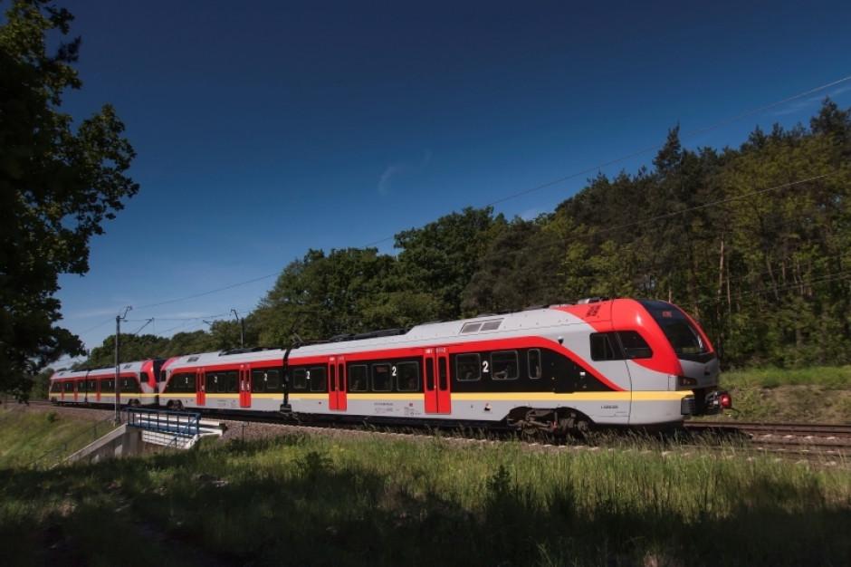 Łódzki samorząd dofinansuje zakup pociągów hybrydowych