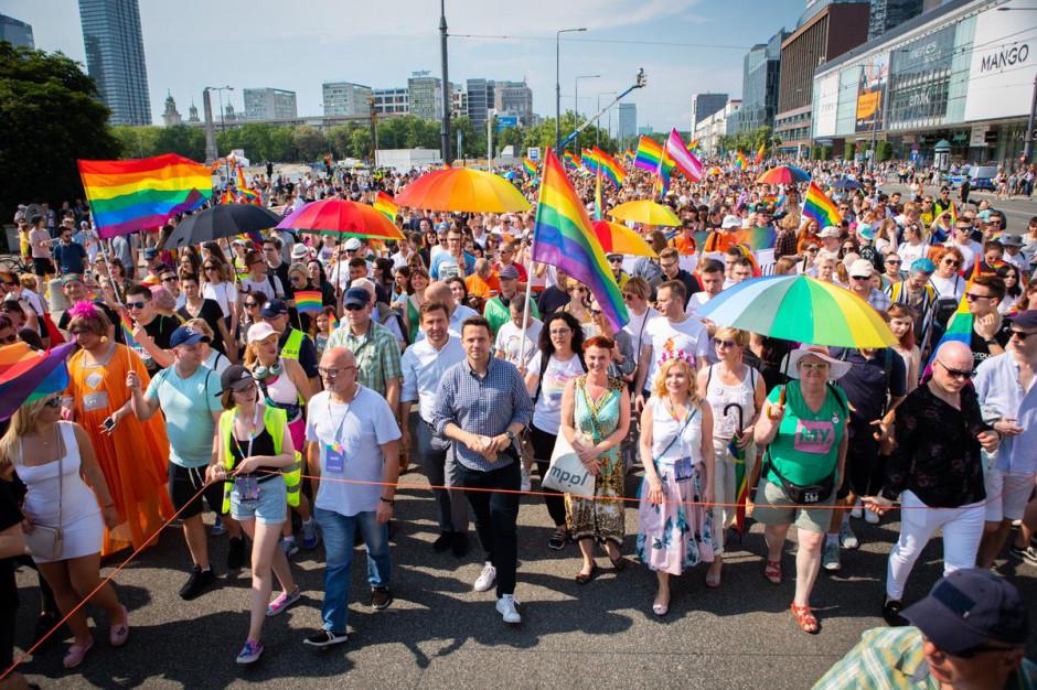 Radni PiS: są problemy istotniejsze dla Warszawy, niż Parada Równości