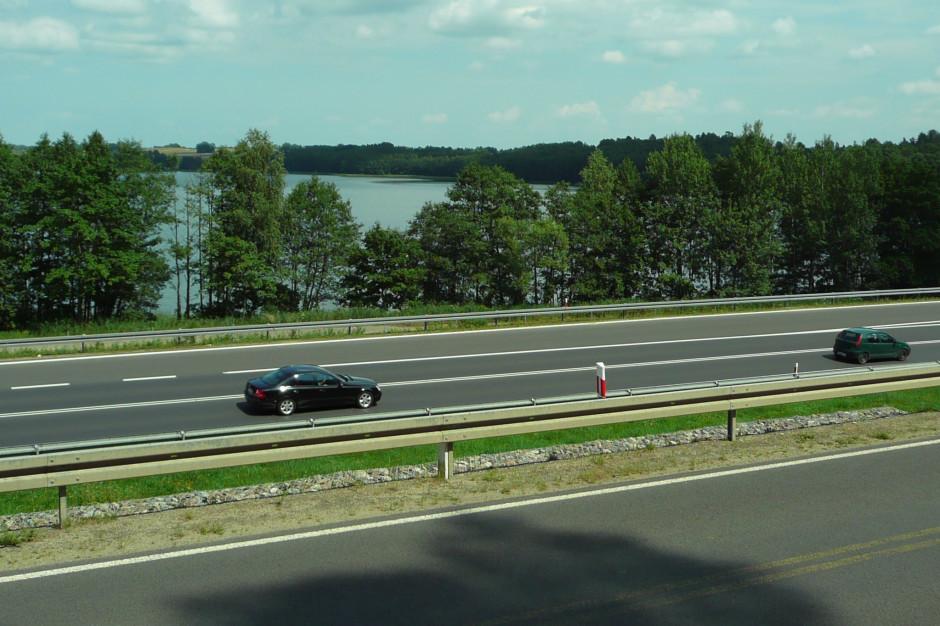 Jest zezwolenie na budowę drogi z Borek Wielkich do Mrągowa