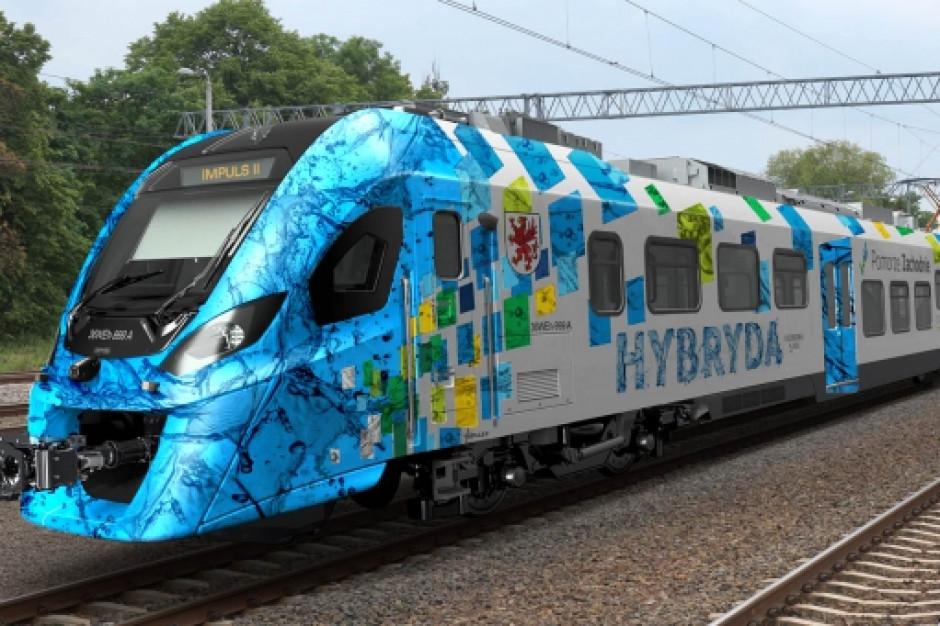 Zachodniopomorski samorząd kupi pociągi hybrydowe