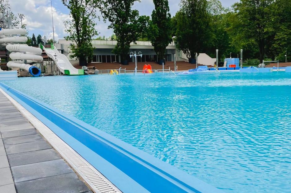 Śląskie: Wisła zakończyła rewitalizację basenu