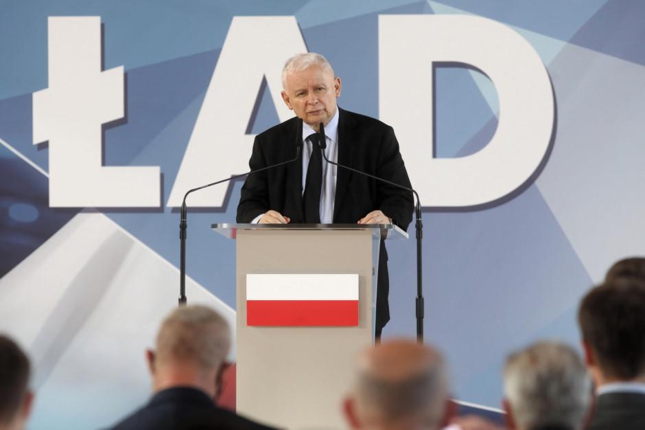 Kaczyński: Polski Ład to nie jest hasło, to konkretny plan