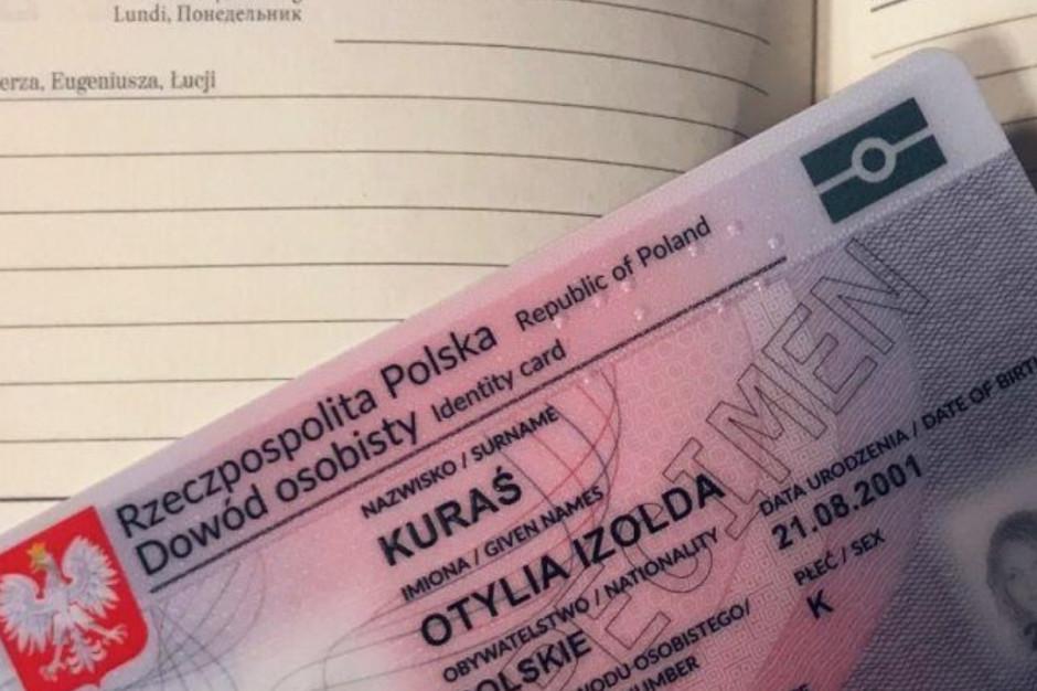 Gdańsk: Odbiór dowodu osobistego bez rezerwacji wizyty w urzędzie