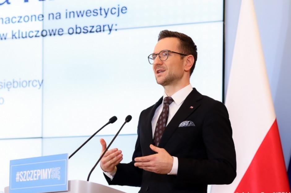 Pierwsze projekty z Polskiego Ładu ruszą w ciągu kilkunastu dni