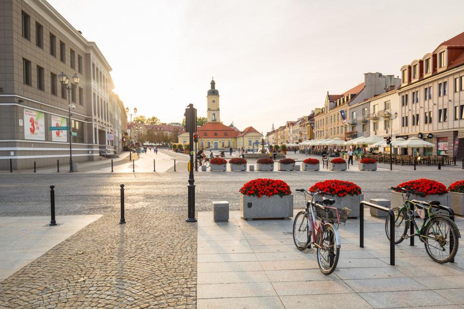 Białystok ma prawie 25 mln zł na zimowe utrzymanie miasta - jest nowy przetarg