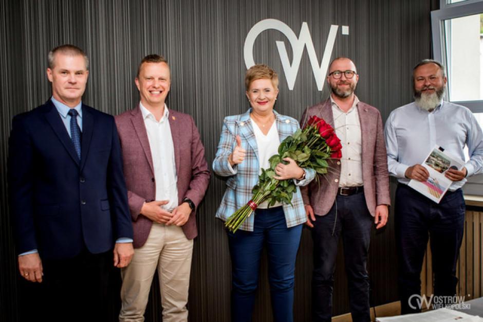Ostrów Wielkopolski: Prezydent Beata Kilmek z absolutorium