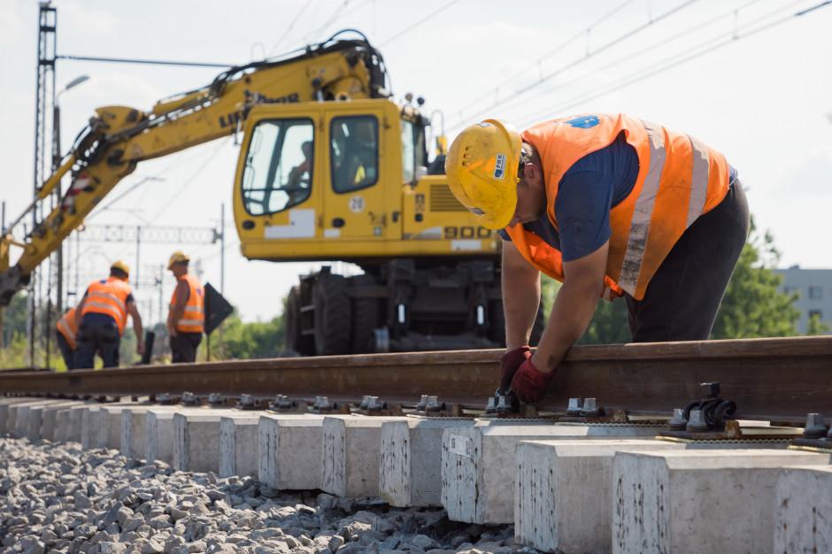 Ruszyła modernizacja torów kolejowych Mysłowice-Sosnowiec
