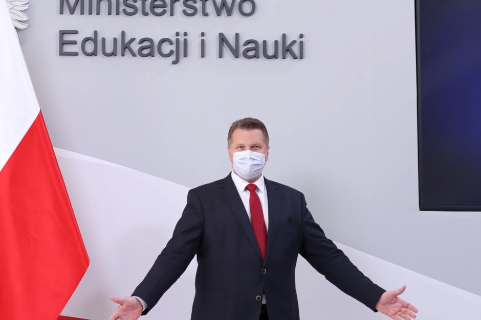 """Nowe kompetencje dla ministra edukacji? Sejmowa komisja mówi """"Tak"""""""