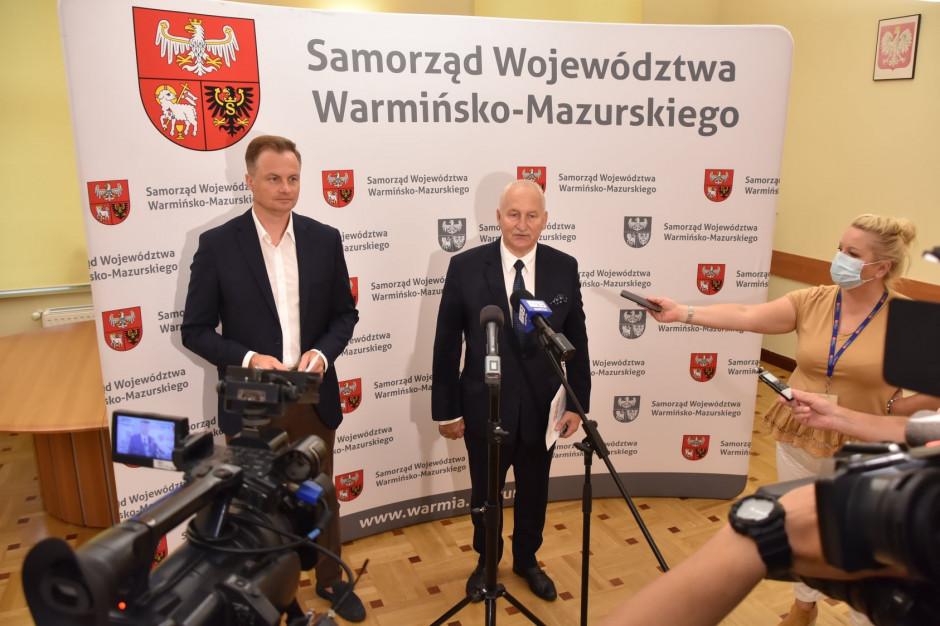 Warmińsko-mazurskie: Z nowego RPO inwestycje w Szymanach i port w Elblągu
