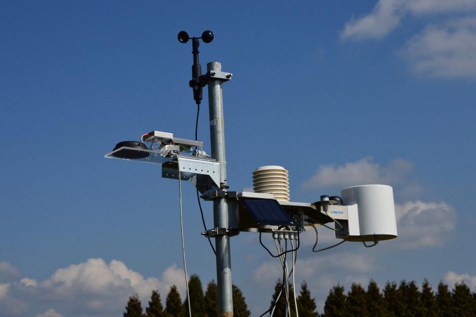 Nowe stacje meteorologiczne powstaną na Pomorzu Zachodnim
