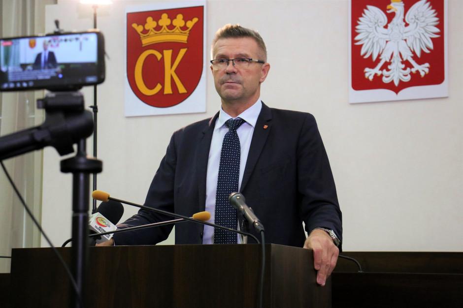 Prezydent Kielc z wotum zaufania od radnych