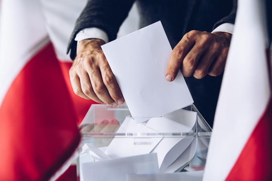 Mieszkańcy gminy Kleczew głosują w sprawie odwołania Rady Miejskiej
