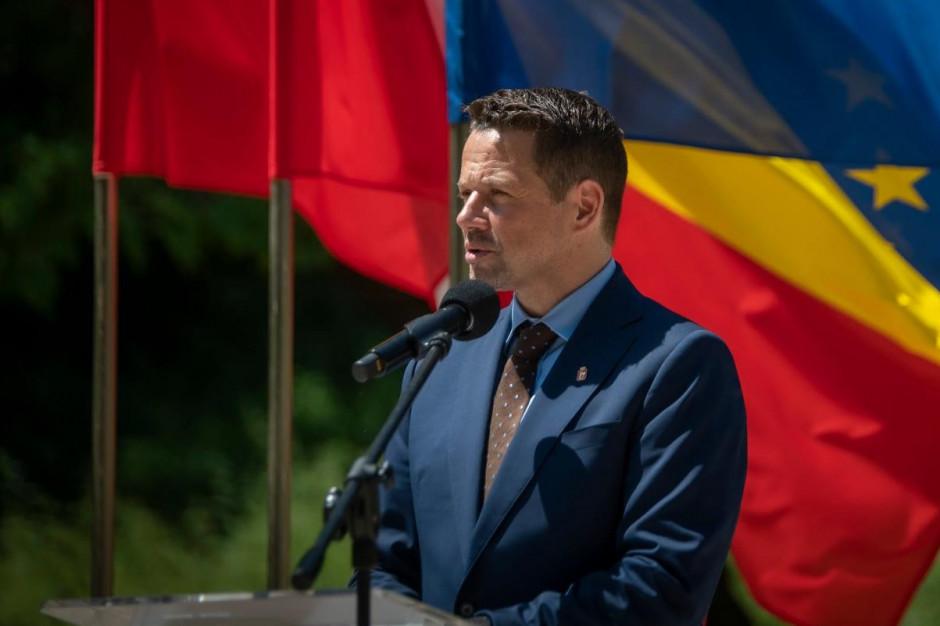 Trzaskowski: Chcemy bronić samorządów, którym rząd chce odbierać kompetencje