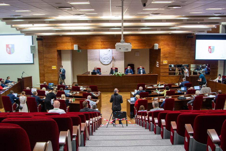Radni sejmiku udzielili absolutorium władzom Podkarpacia