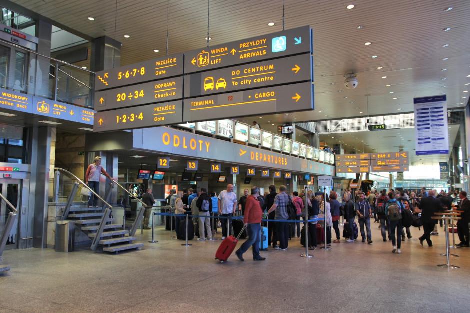 Na krakowskim lotnisku ruch o 161 proc. większy niż miesiąc wcześniej