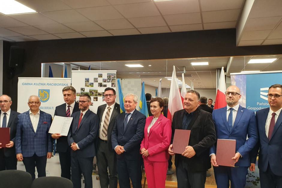 Podpisano list intencyjny w sprawie budowy zbiornika Kotlarnia