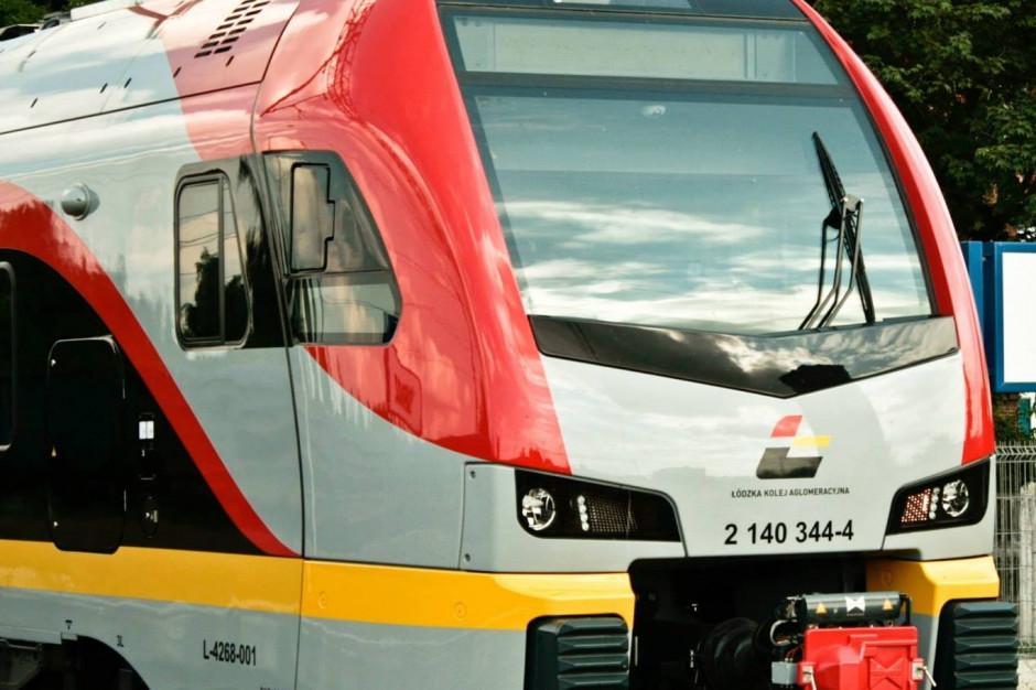 Łódzkie: Kolej Aglomeracyjna zachęca do odkrywania atrakcji regionu
