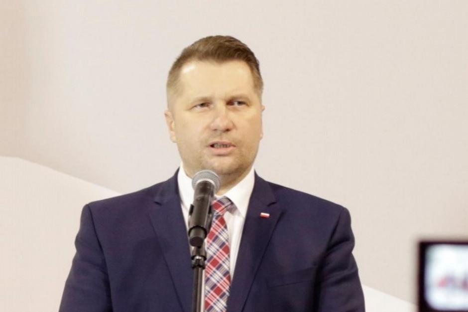 Minister edukacji: chcemy urealnić nadzór pedagogiczny kuratorów oświaty